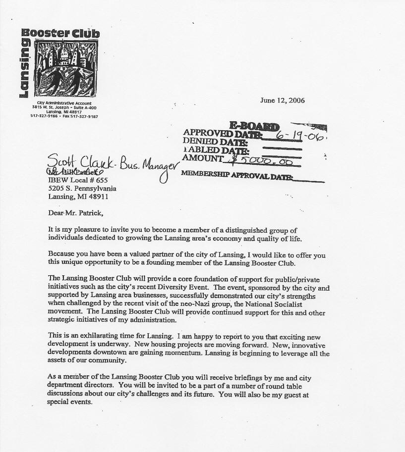 Lansing booster club solicitation letter lansing booster club solicitation letter thecheapjerseys Choice Image
